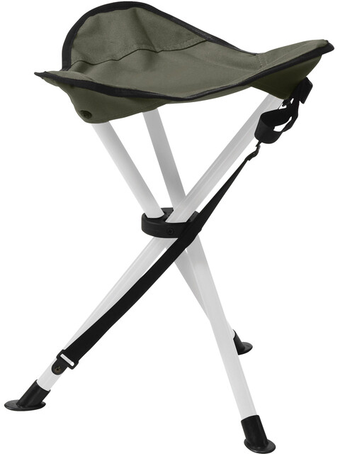 Grand Canyon 3-Leg Stool Aluminium Olive